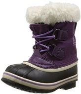 Sorel Yoot Pac Nylon BR Cold Weather Boot (Toddler/Little Kid/Big Kid)