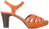 Chie Mihara Inga sandals - women - Leather/Suede - 39