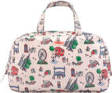 Cath Kidston Small London Spots Classic Wash Bag