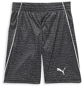Puma Little Boy's Heathered Shorts