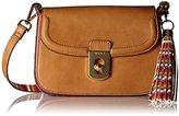 Aldo Iborede, Women's Cross-Body Bag, Braun (Cognac)