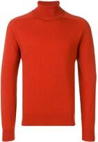 Ami Paris Turtleneck Sweater