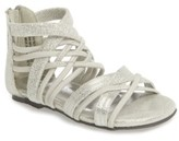Kenneth Cole New York Toddler Girl's Kiera Sandal