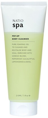 Natio Spa Pep-Up Body Cleanser (New)