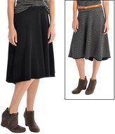 Joan Vass High-Low Skirt - Reversible (For Women)