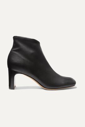 Rag & Bone Ellis Leather Ankle Boots - Black