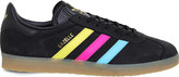 adidas Gazelle lace-up suede trainers