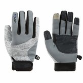 SCAVOR Touch Screen Gloves Cold Weather SmartPhone Cycling Gloves for Men Women - Great Touch Screen Function Technology - Lightweight Comfortable Warm for Winter Ourdoor Sports - N-GR-M