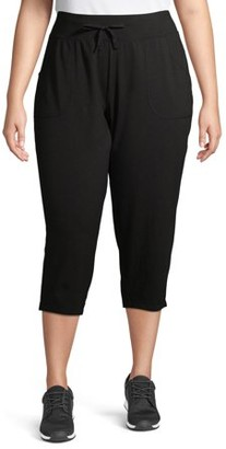 Athletic Works Women's Plus Size Core Capri