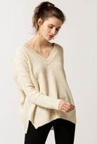 Azalea Knitted V Neck Sweater