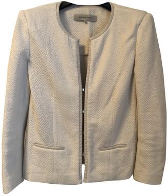 Gerard Darel Ecru Jacket for Women