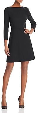 Theory Kamillina Stretch-Wool Dress