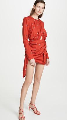 Magda Butrym San Remo Dress