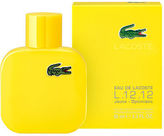 Lacoste Men's Jaune 1.6 Oz Spray