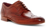 Ted Baker Gryene Leather Wingtip Derby