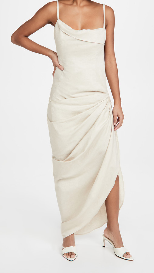 Jacquemus Saudade Long Dress