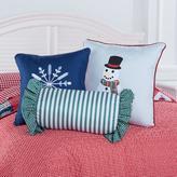 Jeffrey Banks Christmas Decorative Pillow Trio