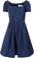 Carolina Herrera taffeta sheen skater dress - women - Silk - 4