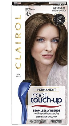 Clairol Nice 'N Easy Root Touch Up Permanent Dark Ash Brown 4A
