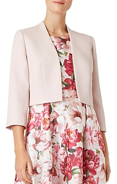 Hobbs London Cropped Emily Jacket