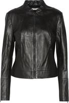 J Brand Docweiler Leather Biker Jacket