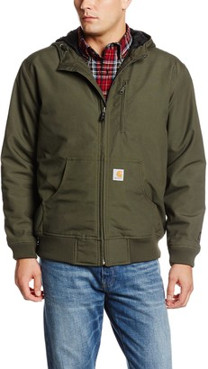 Carhartt Men's Big & Tall Quick Duck Jefferson Active Jacket