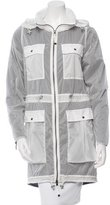 Parajumpers White Lightweight Jacket w/ Tags