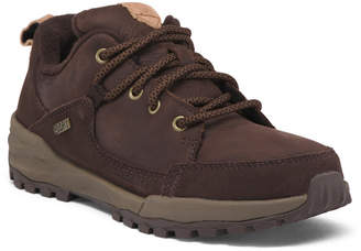 Waterproof Cold Weather Leather Shoes