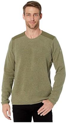 Arc'teryx Donavan Crew Neck Sweater (Light Grey Heather) Men's Sweater