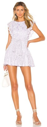 Majorelle Marnie Mini Dress