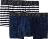 G Star G-Star Men's Double Pack Saratoga Boxer Brief
