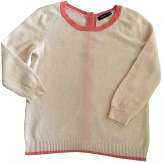 Max & Co. White Cashmere Knitwear for Women