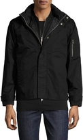 Shades of Grey by Micah Cohen Men's 2-Layer Jacket