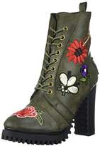 Penny Loves Kenny Women's Frank Combat Boot