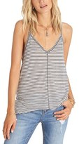 Billabong 'Shiver Down' Stripe Tank