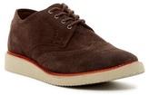 Toms Brogue Suede Wingtip Sneaker