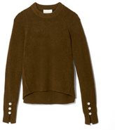 3.1 Phillip Lim Sweater with Pearl Cuffs
