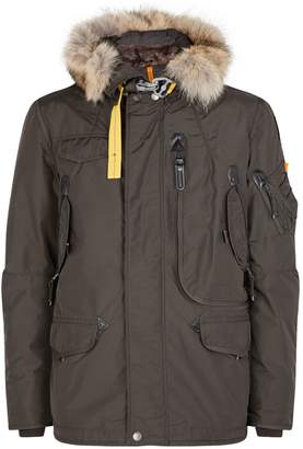 Parajumpers Right-Hand Double Layered Jacket