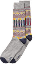 Bar III Men's Modern Fair Isle Socks, Created for Macy's