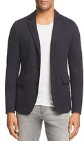 HUGO BOSS Rodd Slim Fit Stripe Jersey Blazer
