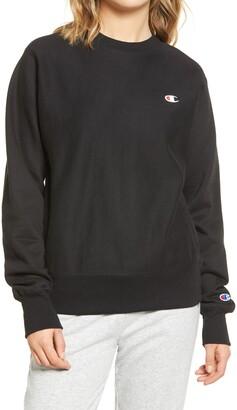 Champion Reverse Weave(R) Boyfriend Sweatshirt