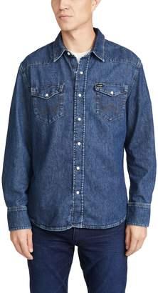 Wrangler Indigood Icons Long Sleeve Shirt