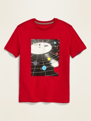 Old Navy Short-Sleeve Graphic Tee for Boys