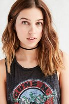 Urban Outfitters Allie Leather Choker Necklace
