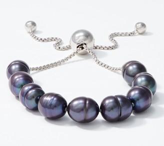 Honora Sterling Silver Pearl Adjustable Bracelet