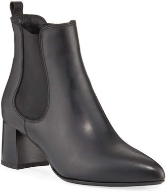 La Canadienne Duncan Weatherproof Leather Booties