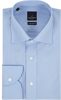 Daniel Hechter Poplin Tailored Fit Shirt, Light Blue