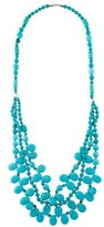 Chan Luu Turquoise Multistrand Necklace