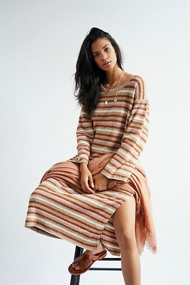 Fp Beach Toes In The Sand Maxi Dress