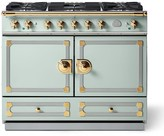 Williams-Sonoma Williams Sonoma Cornue Fe CornuFé Dual-Fuel Range Stove, Tapestry